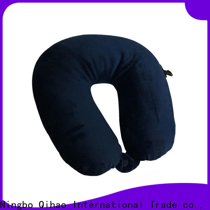Qihao mb302 the best travel pillow company for student