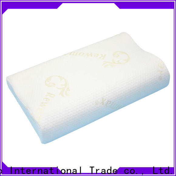 Qihao Custom Viscoelastic foam pillow suppliers for a rest