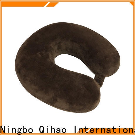 Qihao pillow best neck pillow for flying company for sleeping