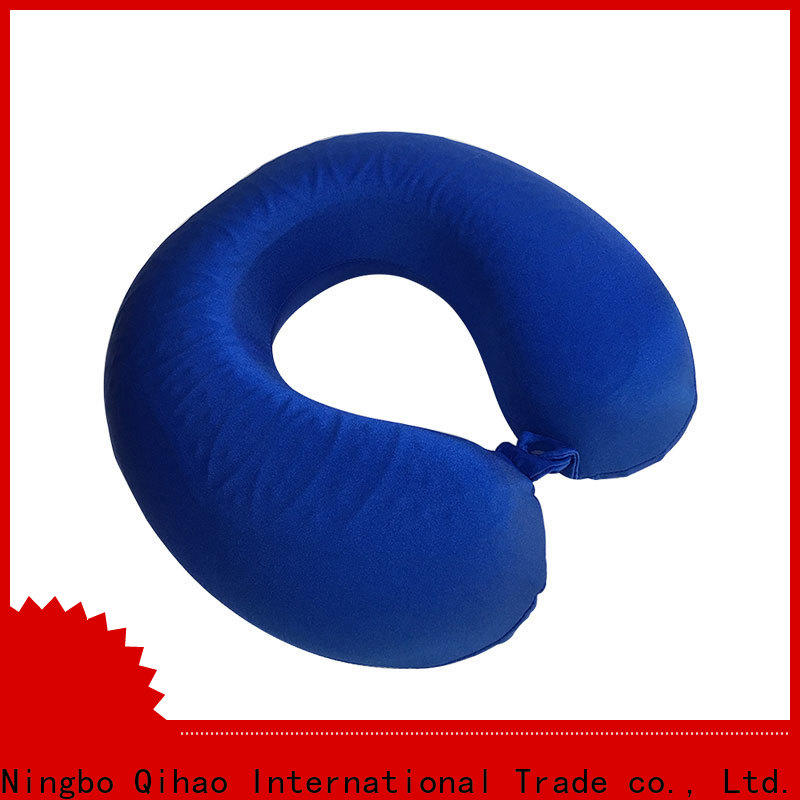 Qihao Best cooling gel travel pillow supply for a rest