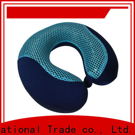 Qihao Wholesale memory foam pillow with cooling gel suppliers for a rest