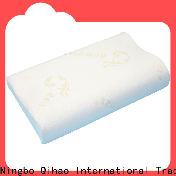 Custom Viscoelastic foam pillow layer company for sleeping