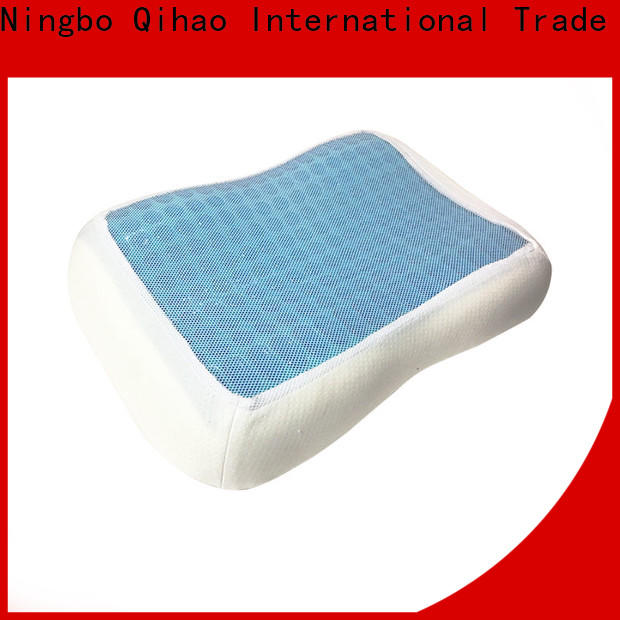 Best gel contour pillow large suppliers for sleeping