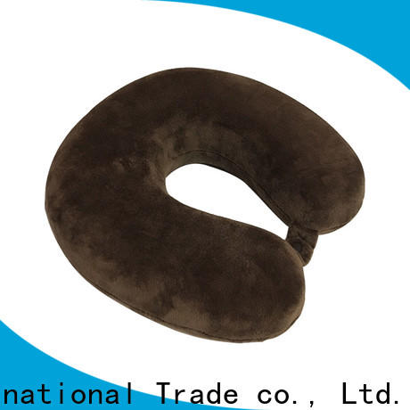 Qihao Best neck support travel pillow factory for travel