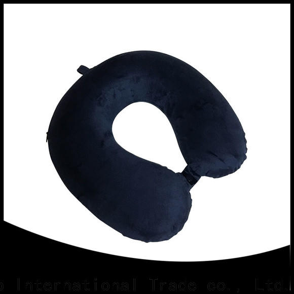 New memory foam travel neck pillow pillow suppliers for a rest