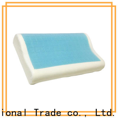 Best gel contour pillow pillow supply for office