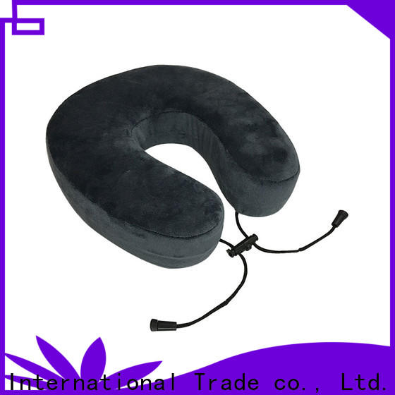 High-quality best neck pillow for flying cover manufacturers for office