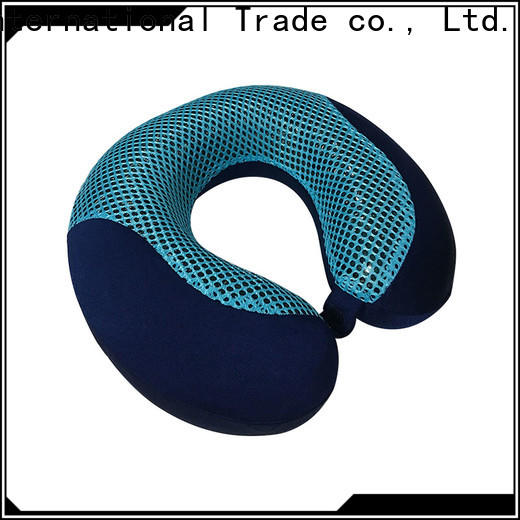Wholesale gel neck pillow cool suppliers for travel