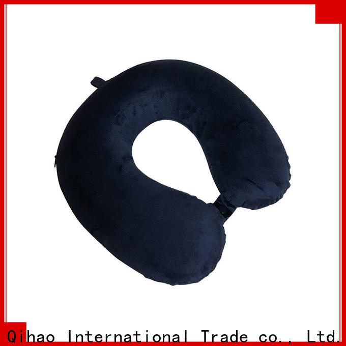Qihao Best u shaped neck pillow for business for business trip