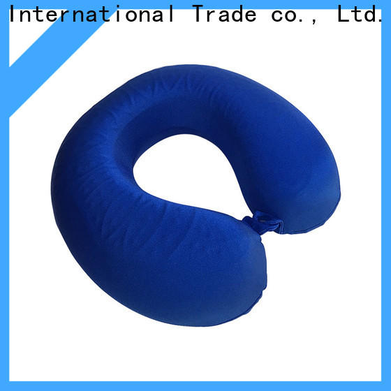 Wholesale cooling travel neck pillow layer company for a rest