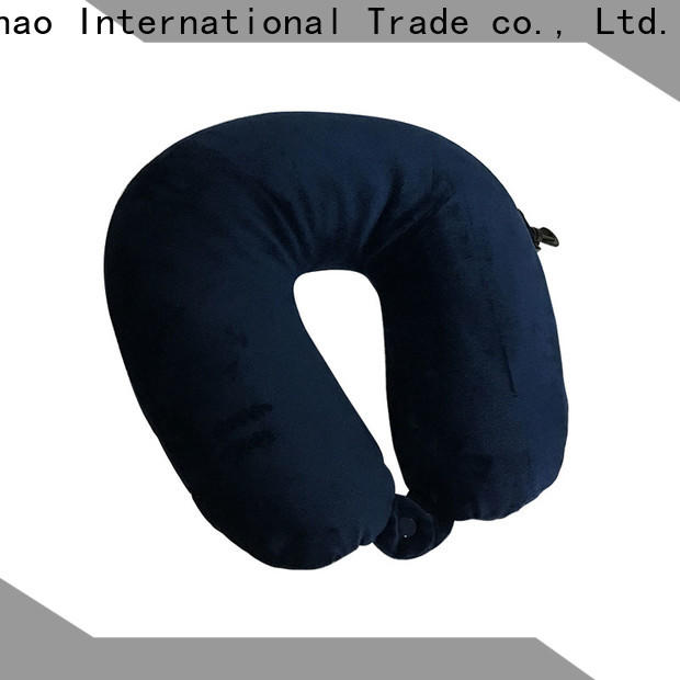 Qihao qihao best travel pillow for airplane manufacturers for a rest