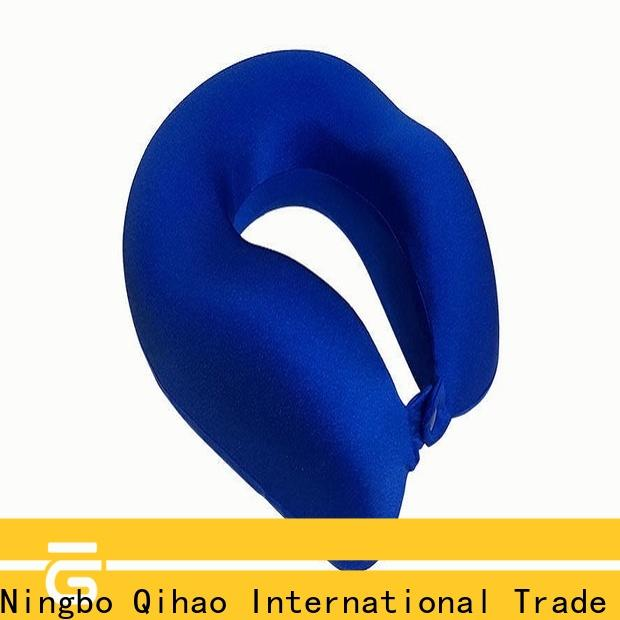 Qihao Wholesale travel neck pillow factory for a rest