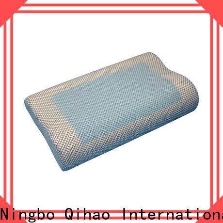 Qihao Wholesale gel contour pillow company for travel