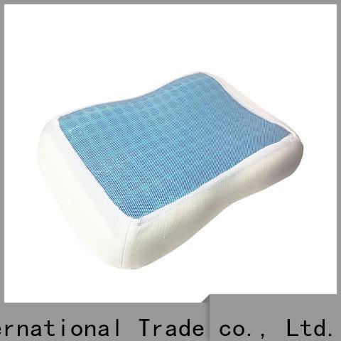 Qihao Custom best gel pillow suppliers for office