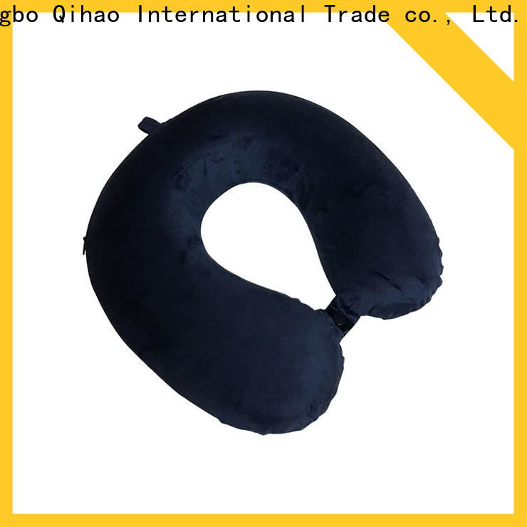 Qihao High-quality contour neck pillow company for sleeping