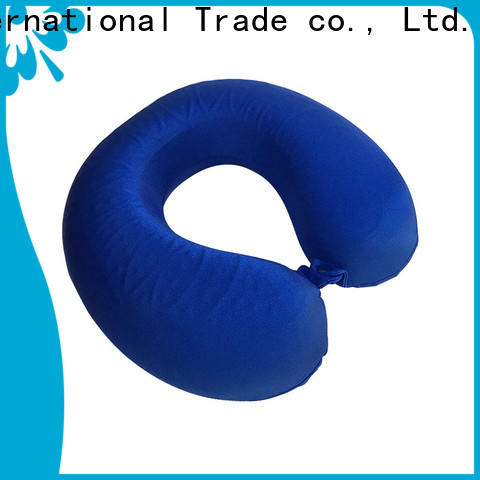 Qihao touch best cooling memory foam pillow company for travel