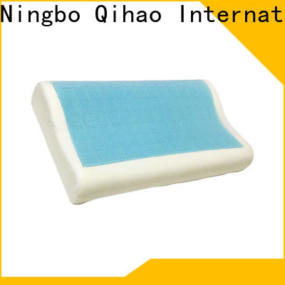 Qihao Latest contour pillow for business for a rest