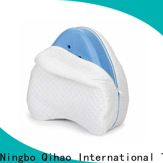 Qihao pillow memory foam pillow for sleeping supply for travel
