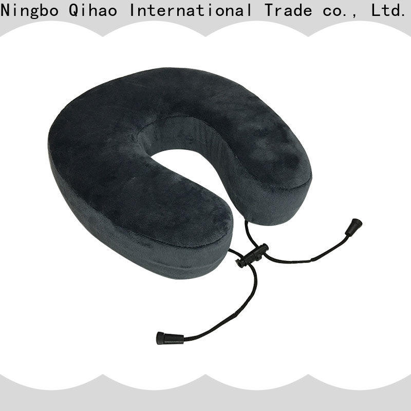 New world's best memory foam travel pillow oem company for travel