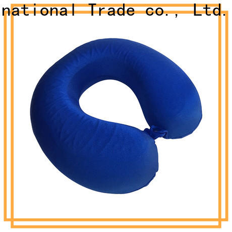 Qihao neck best cooling memory foam pillow manufacturers for business trip