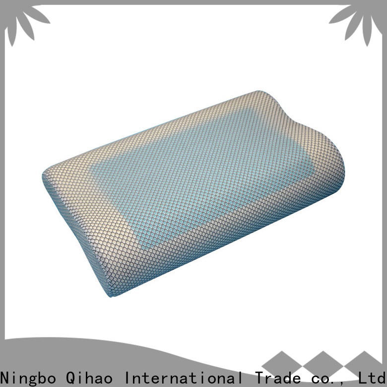 High-quality gel contour pillow large suppliers for office