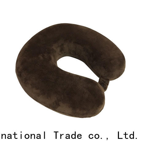 Qihao Top best airplane neck pillow manufacturers for office