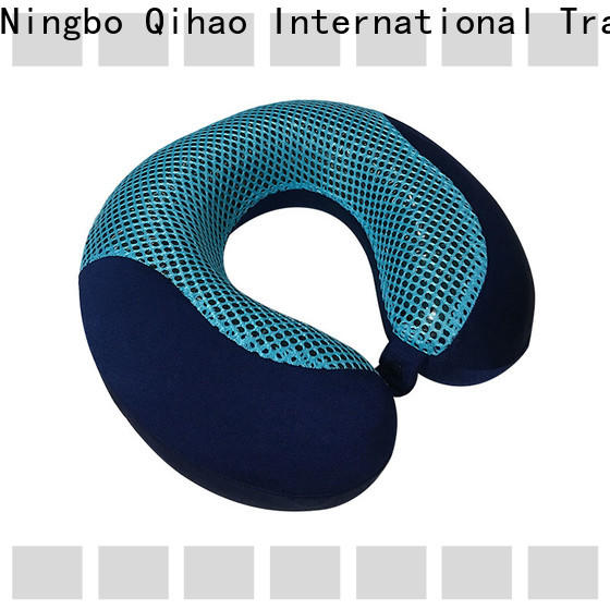 Qihao Wholesale cooling gel travel pillow manufacturers for office