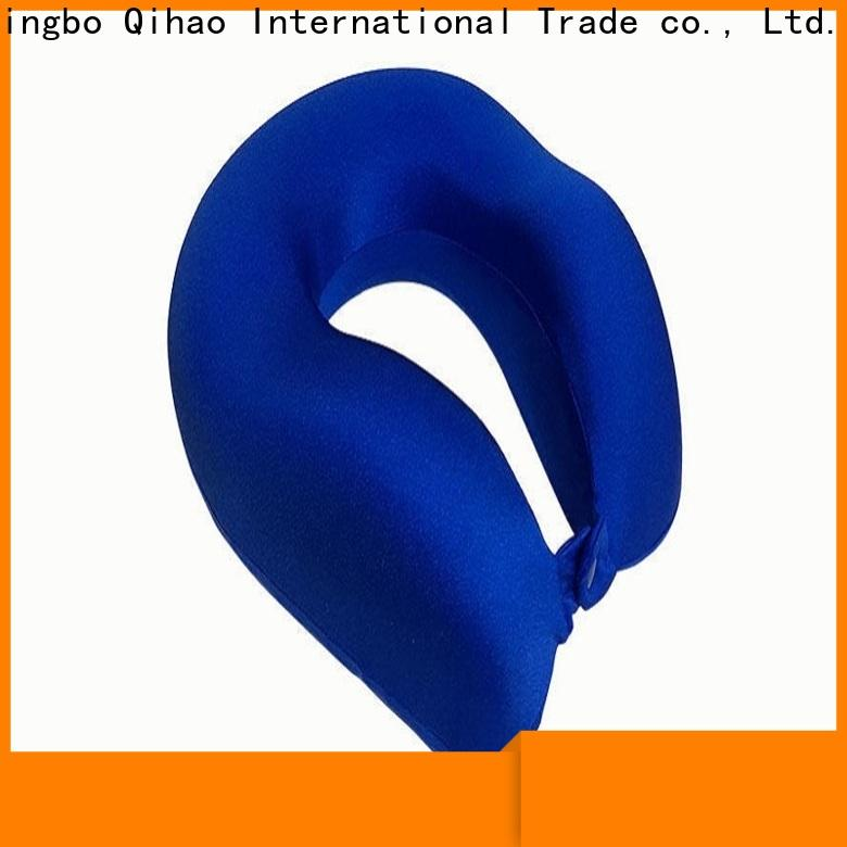 Qihao Top flight neck pillow factory for office