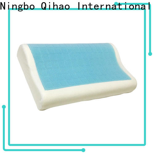 Qihao layer contour gel pillow for business for sleeping