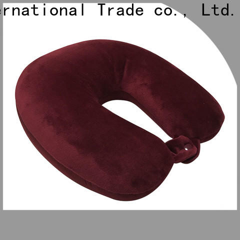 Qihao mb301 u shaped travel pillow for business for travel