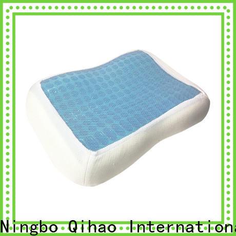 Qihao contour gel contour pillow supply for business trip