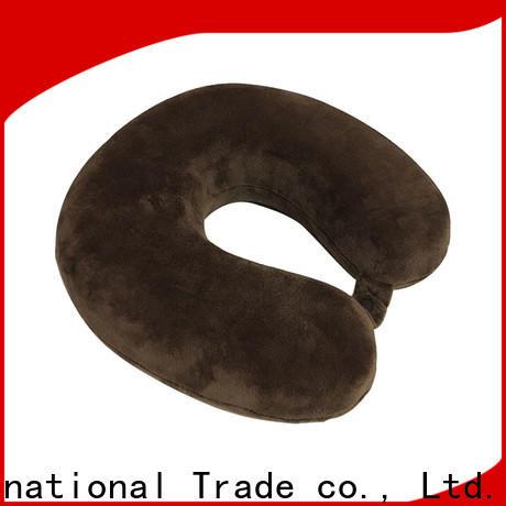 Qihao foam memory foam u shaped pillow for business for travel
