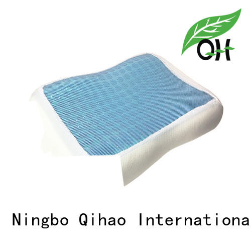 Qihao touch gel pillow free quote for business trip