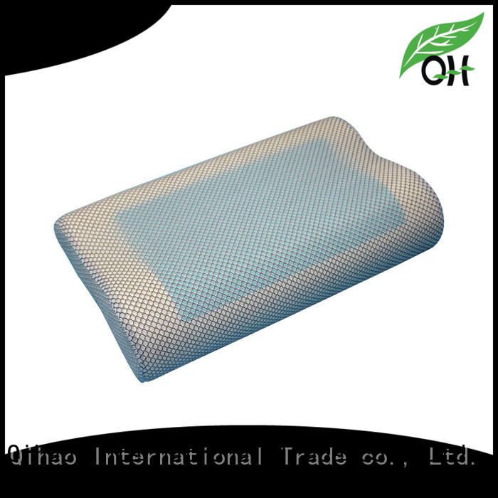 layer contour gel pillow for travel