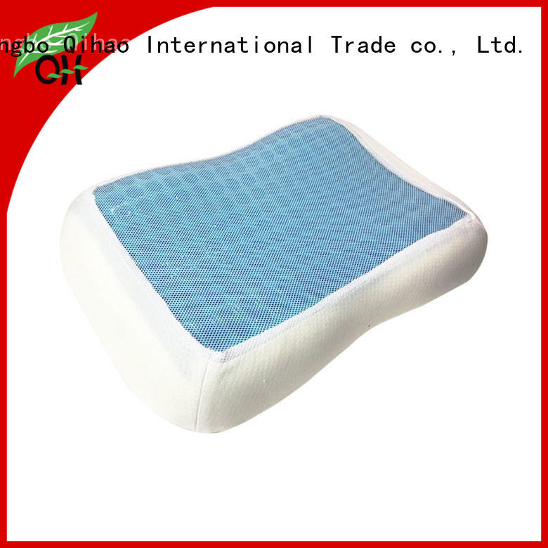 High-quality contour gel pillow touch suppliers for sleeping