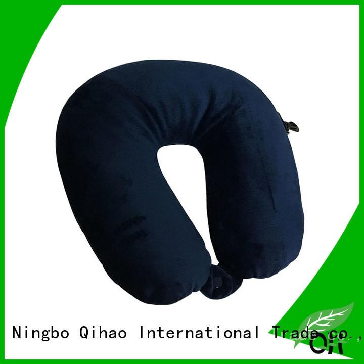 Qihao OEM go travel memory foam pillow company for sleeping