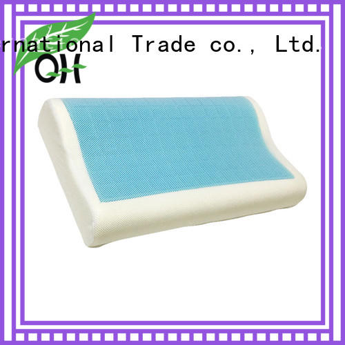 High-quality gel contour pillow cover company for a rest
