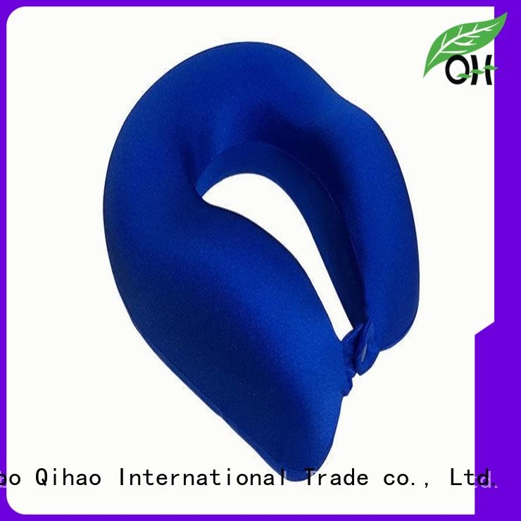 Luxury travel pillows for airplanes pillow manufacturers for business trip