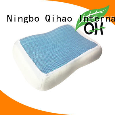 Cool touch best gel pillow pillow for business for office
