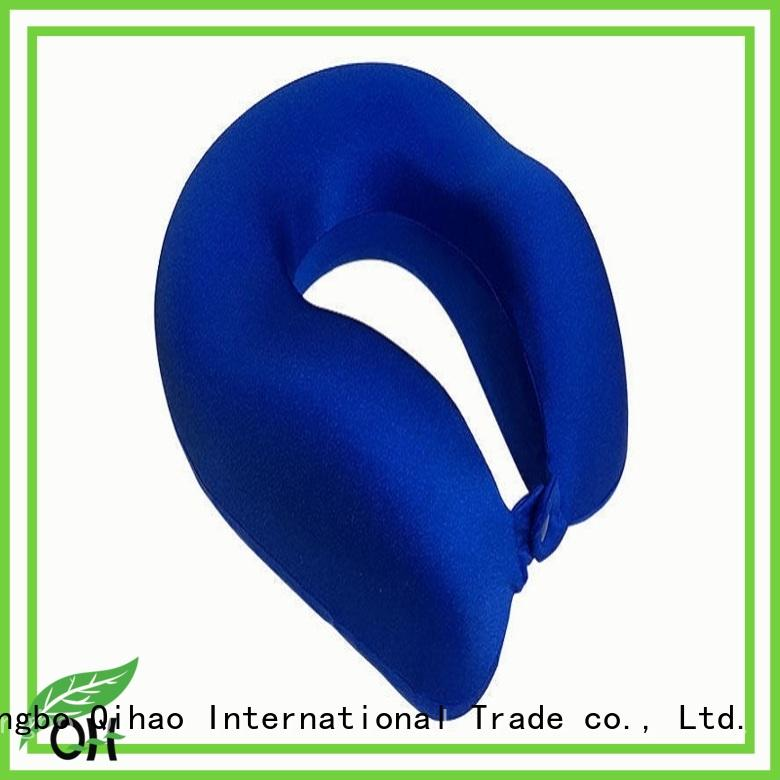 Qihao Latest travel pillow supply for travel