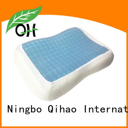 Qihao nice gel pillow supply for travel