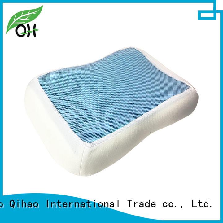 High-quality gel contour pillow contour company for a rest