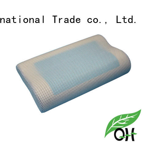 Qihao Top contour pillow factory for office