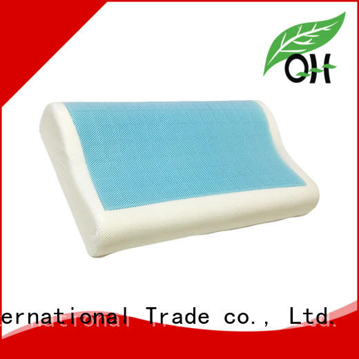 environmental contour gel pillow layer supplier for office
