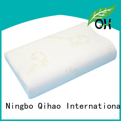 Qihao pillow slow rebound pillow suppliers for a rest