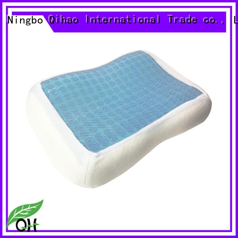 Custom best gel pillow cool factory for sleeping