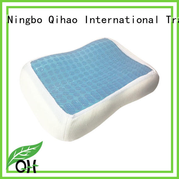 Custom contour gel pillow cool for business for a rest
