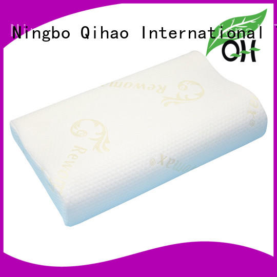 hot-sale Viscoelastic foam pillow factory for a rest