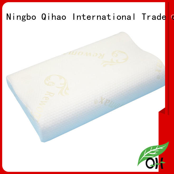 Qihao mf503010 memory foam pillow review for business for sleeping