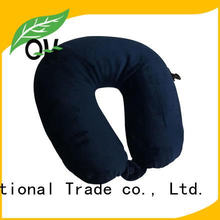 OEM go travel memory foam pillow pillow manufacturers for businessmen